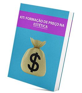 KIT: Formação de Preço de Serviços de Estética