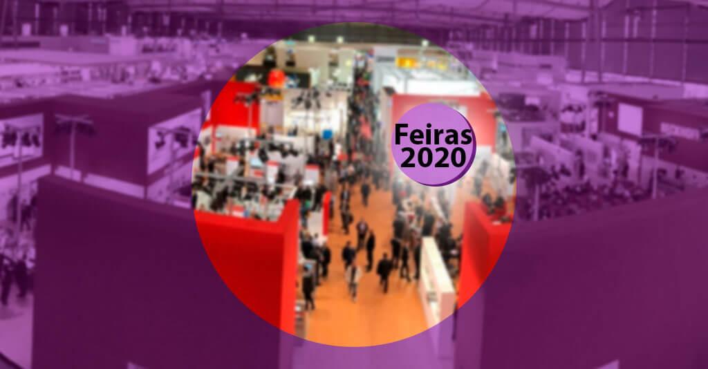 feiras de estética 2020
