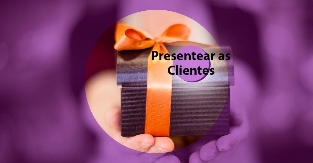 como presentear clientes em datas especiais
