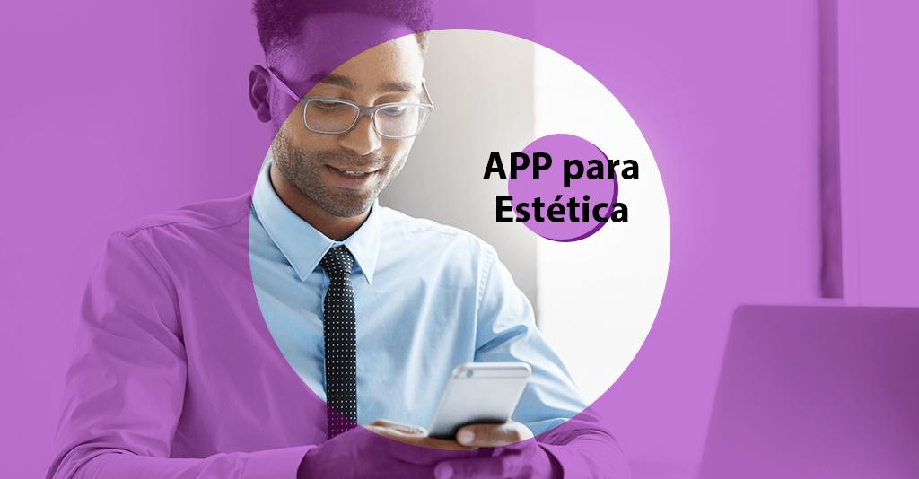 app para clínica de estética