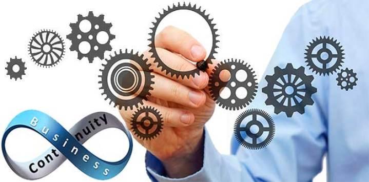 Gestão de Continuidade de Negócios: Conceitos, Programa de Gestão.