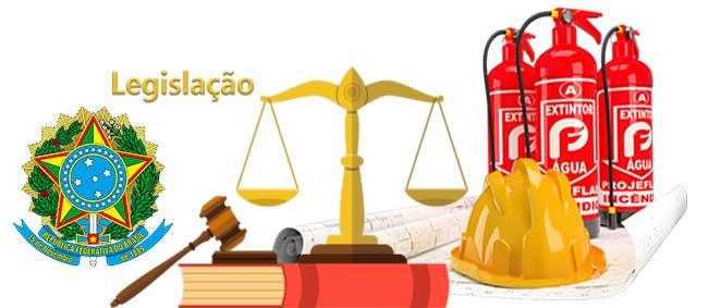 Lei Brasileira Sobre Prevenção e Combate a Incêndio - Lei nº 13.425