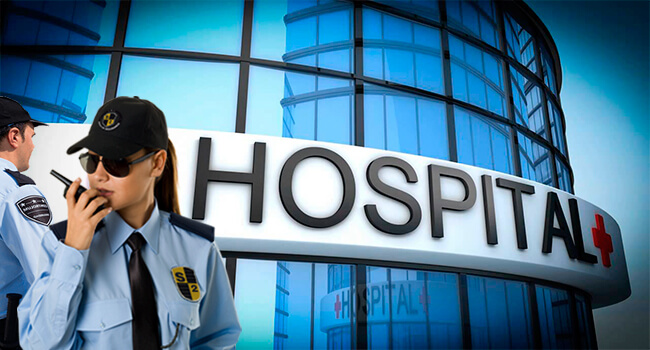 Segurança Patrimonial Hospitalar