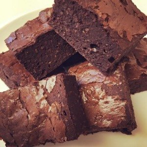 Gestational Diabetes UK Brownies
