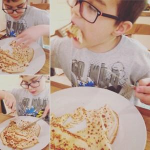 enjoy Pancake day!