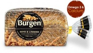 burgen soya & linseed bread