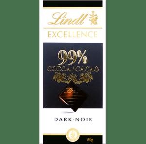 99% chocolate