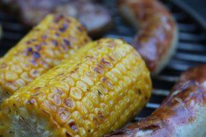 sweetcorn BBQ
