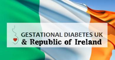 support Irish others with gestational diabetes
