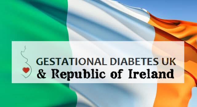 Support Irish mothers with gestational diabetes