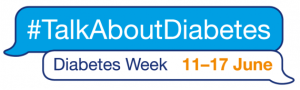 Diabetes Week 2018 #TalkAboutDiabetes