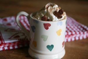 Sugar Free Gingerbread Latte