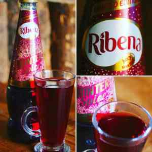Ribena winter spice