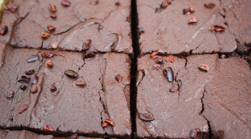 low carb brownies nut free