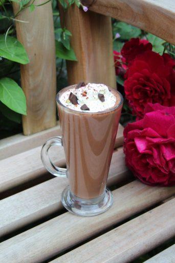 chocolate peanut butter shake