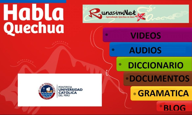 quechua-en-linea-pontificia-universidad-catolica-del-peru