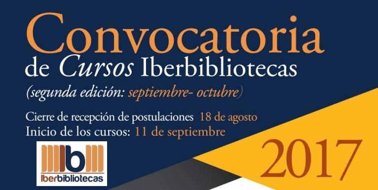 convocatoria-de-cursos-iberbibliotecas-2017