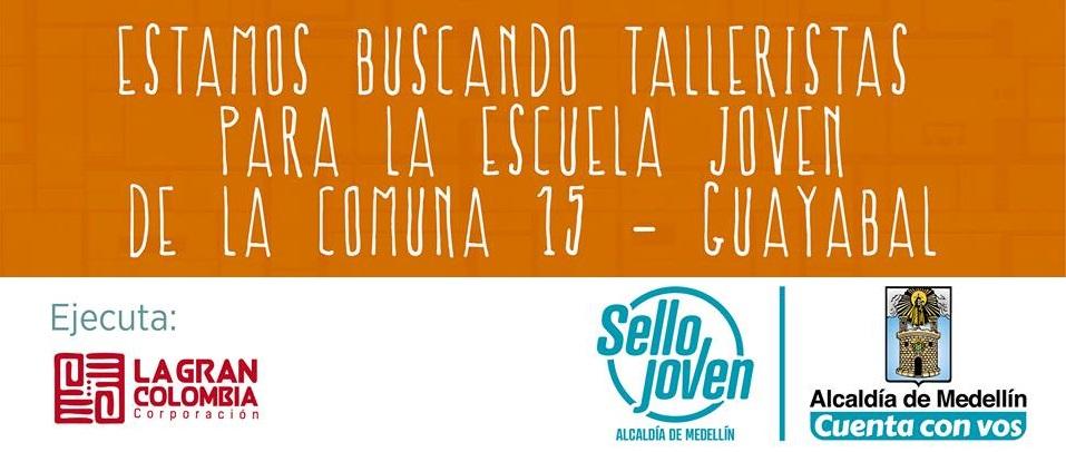 la-corporacion-la-gran-colombia-y-la-secretaria-de-la-juventud-estamos-buscando-talleristas