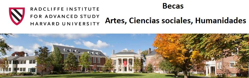 becas-para-artes-periodismo-humanidades-ciencias-y-ciencias-sociales-instituto-radcliffe