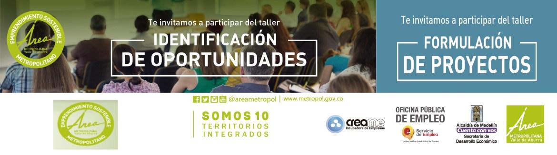 talleres-gratuitos-de-idetificacion-de-oportunidades-y-formulacion-de-proyectos-empredimineto-sostenible-metropolitano-medellin