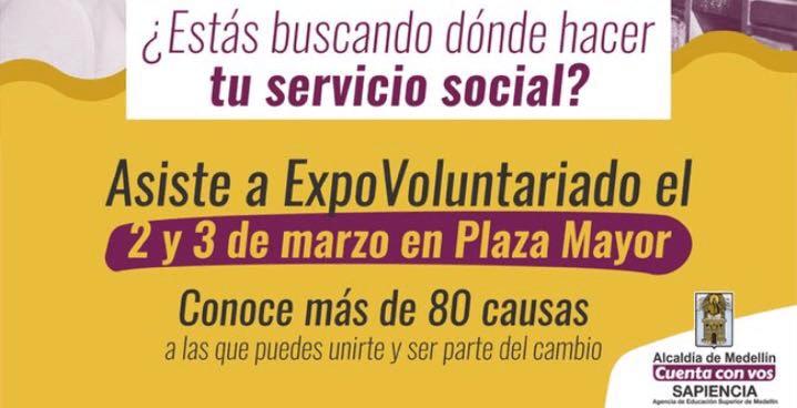 te-gustaria-ser-voluntario-y-poner-al-servicio-de-los-demas-tu-tiempo-libre-expovoluntariado-2018