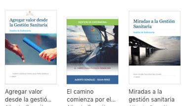 Los iBooks de Gestión de Enfermería
