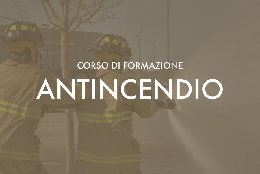Corsi Antincendio – Sassari – ottobre 2018