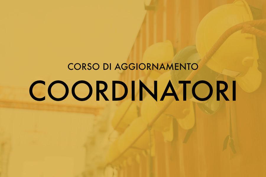 Corso di aggiornamento Coordinatori Olbia Sassari