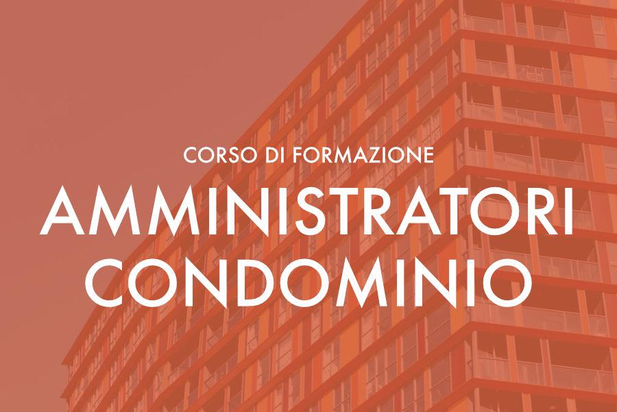 Corso di aggiornamento Amministratori Condominio Olbia Sassari