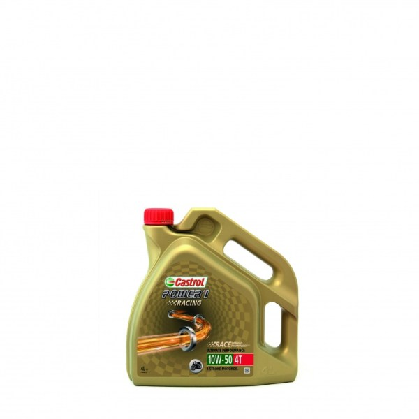 Castrol Power 1 Racing 4T 10W - 50