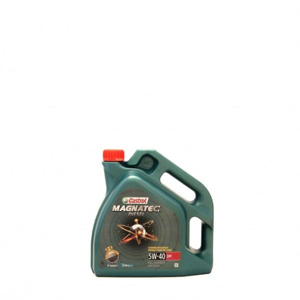 Castrol Magnatec Diesel 5W40 DPF 1