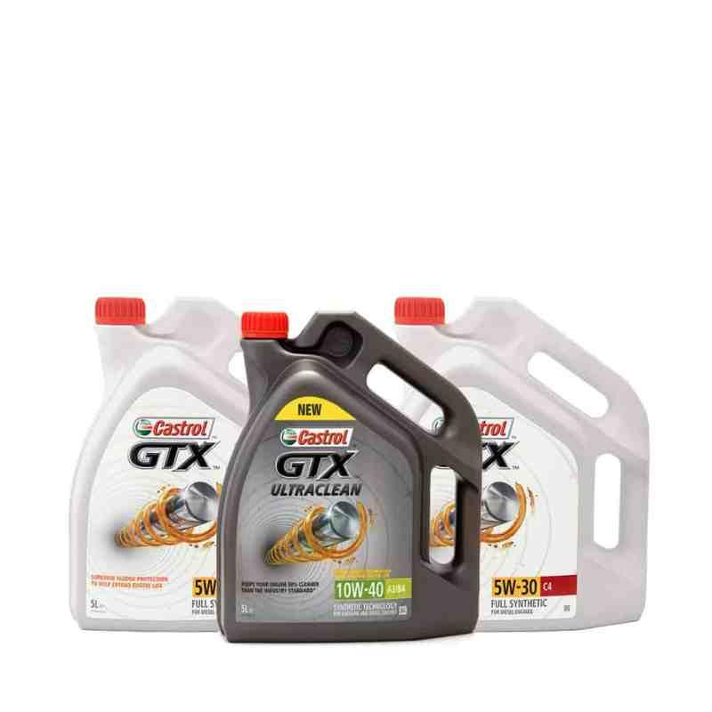 Castrol GTX 1