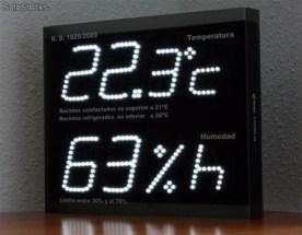 Indicador Temperatura Humedad EstalviaEnergia.