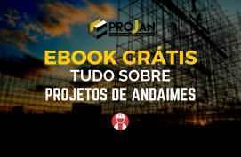 Ebook Grátis Gestor de Obras - Tudo sobre projetos de Andaimes PROJAN