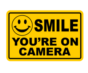 Smile! Eight Places You'll Always Be On CCTV Cameras in 2018 - Get Daily