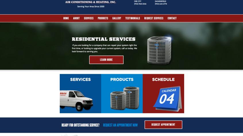 Goode Brothers Website