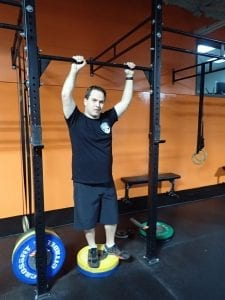 Larry Robins CrossFit Absolute Technology Solutions