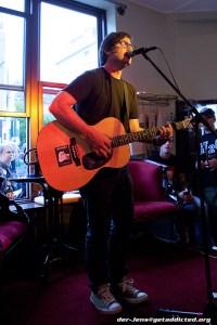 Joey Cape unplugged in Köln, Foto: Jens Becker