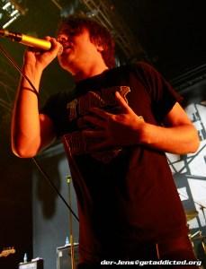 Silverstein in Bielefeld 2009, Foto: Jens Becker