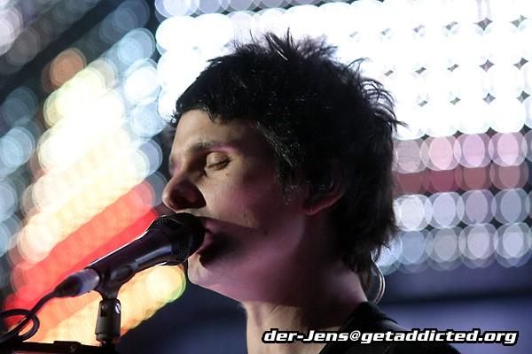 Muse in Düsseldorf 2006, Foto: Jens Becker