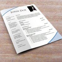 Free resume templates #695 - 701