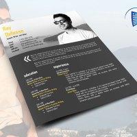 Content Writer CV