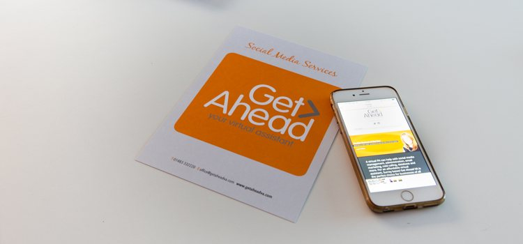 Marketing services from Get Ahead VA