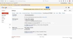 getallatoneplcae, gmail configuration, microsoft outlook configuration, ms office configuration