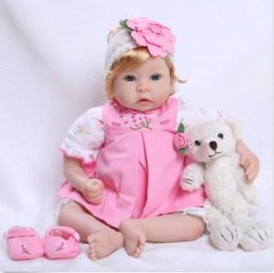 Otard gifts Reborn baby doll full image