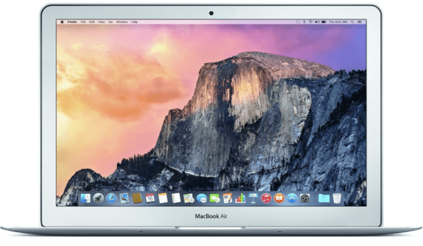 Apple MacBook Air Best Music Production Laptop