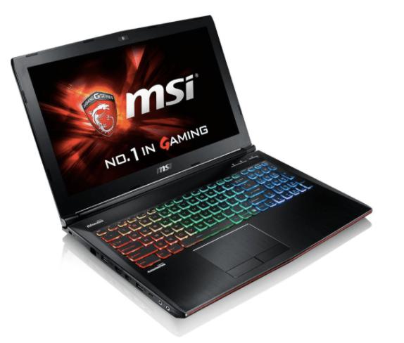 MSI Apache Pro 004 Gaming laptop