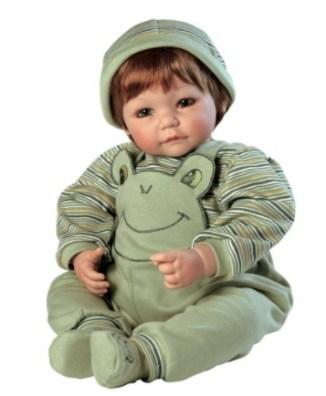 Adora Toddler 20 inch Froggy Fun Boy Doll