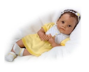 Ava's Look of Love African American Doll