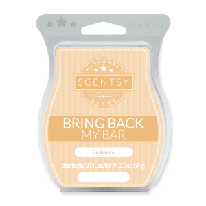 Cashmere Scentsy Wax Bar